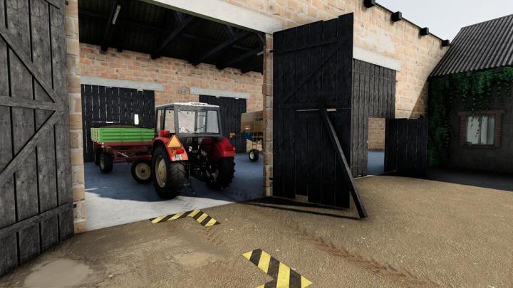 Polish Barn V1.0