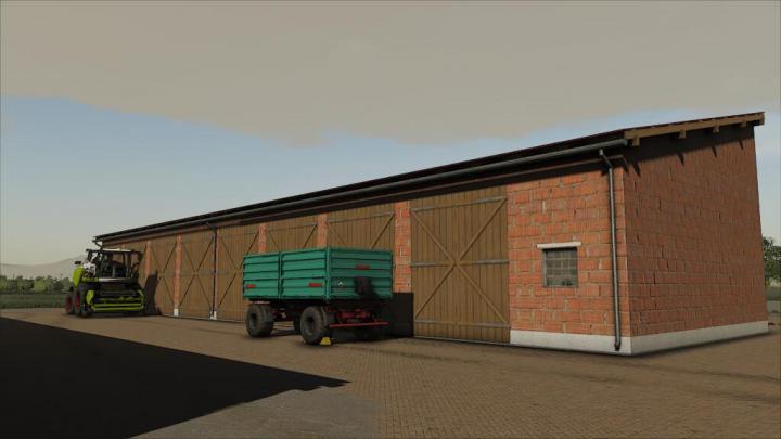 Garages V1.0