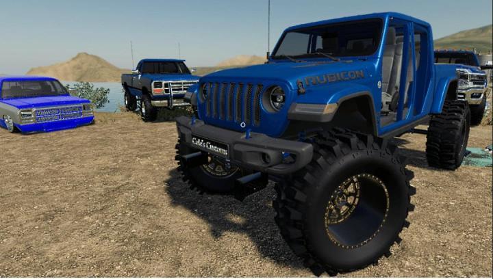 2020 Jeep Gladiator V2.2