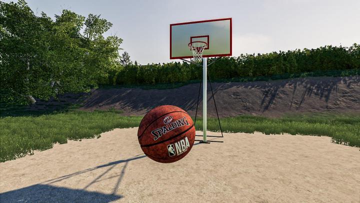 Basket Ball Hoop V1.0