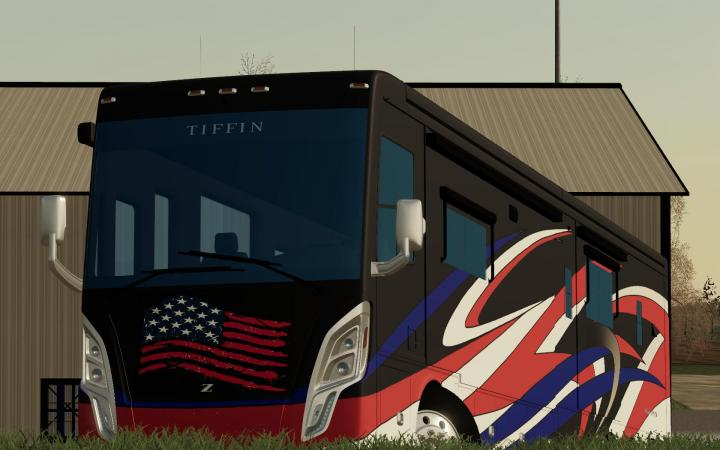 Tiffin Patriot By Tiffin Patriot Savage Farms Modding V1.0