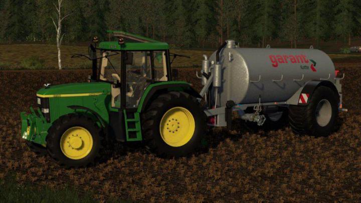 John Deere 6010 Tractor V1.0