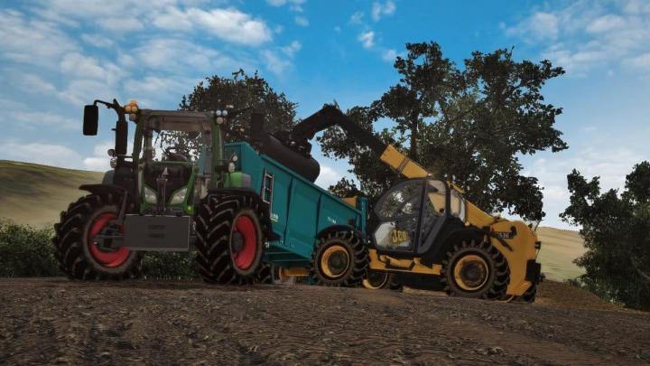 Jcb 536-70 Agri Super V2.0