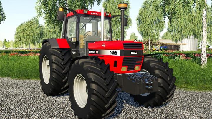 Case International 1255-1455 Tractor V1.0
