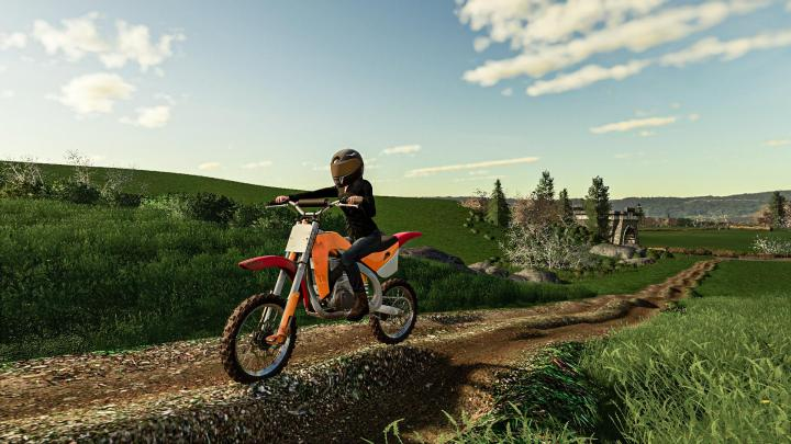 Motocross Dirt Bike V1.0