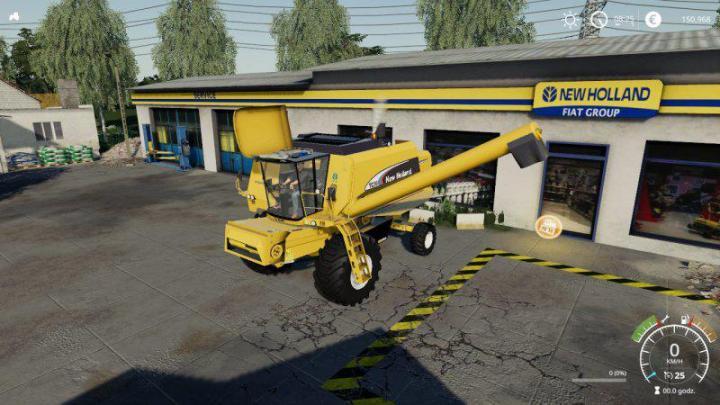 New Holland TC 59 V1.0