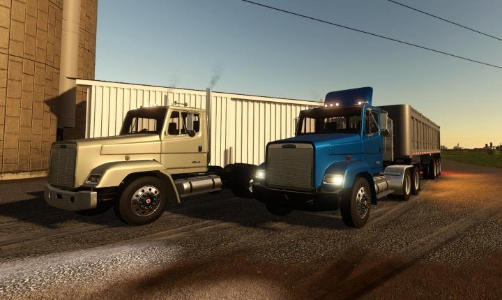 Freigtliner Flc 112 Truck V1.0