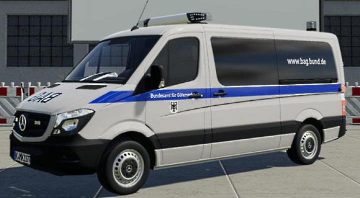 Mercedes-Benz Sprinter Pack V2.1