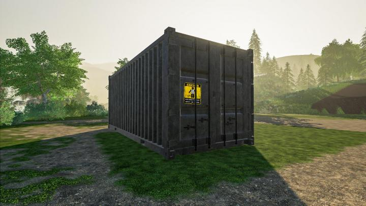 Container Shed V1.0