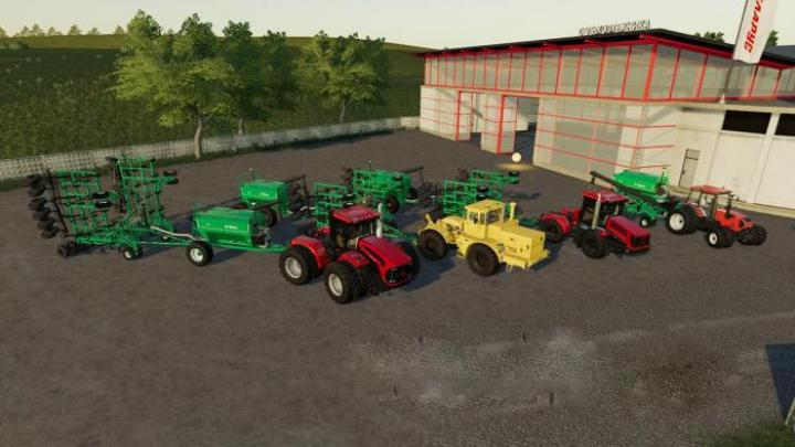 Seeding Complex Kuzbass V0.8.9.8