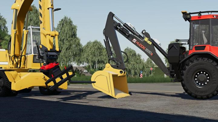 Nmc Huddig And Liebherr Adapters V1.0