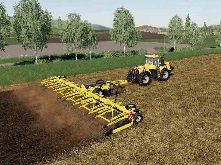 As Subsoiler Cultivator V1.0