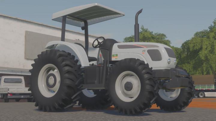 Lizard 575 Brazil Tractor V1.0