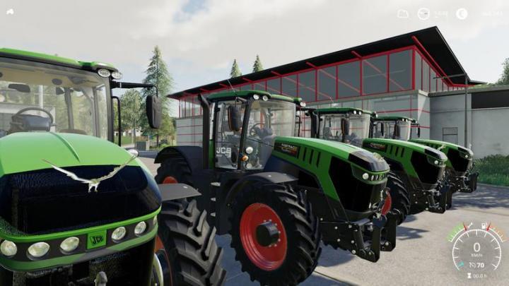 JCB Fastrac 8330 Tractor V1.0.1.5