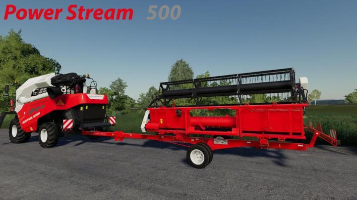 Rostselmash Uni Cart 3000 V1.0