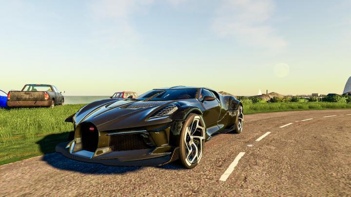 Bugatti La Voiture Noire V1.0