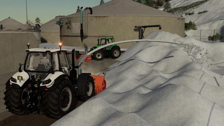 Orl Snow Blower V1.0