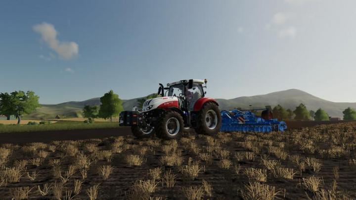 Steyr Impuls Cvt Tractor V0.9.2