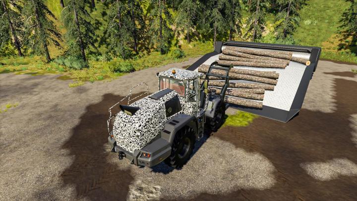 Wood Crusher V1.0