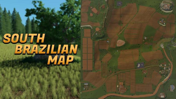 South Brazilian Map V1.0.1.0