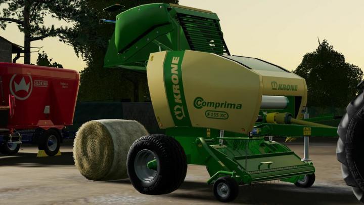 Krone Comprima F155 XC V1.0