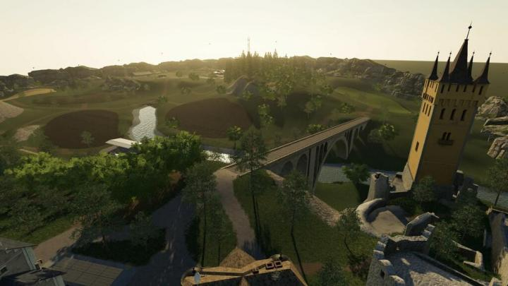 Meadow Valley Map V1.1