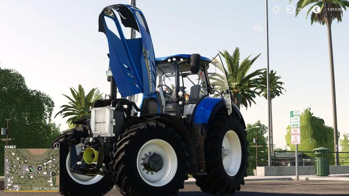 New Holland T7 Tractor V1.0.1.0