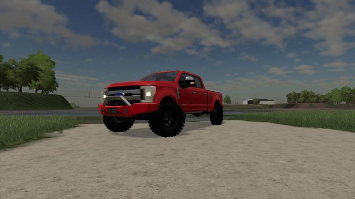 2017 Ford F250 King Ranch V1.0