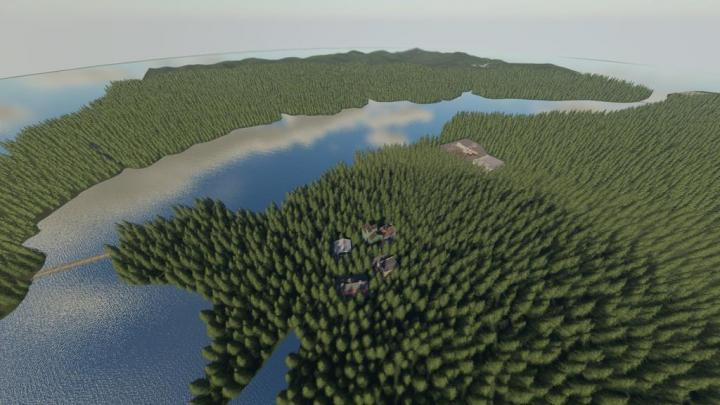 Willamina Forest Map V1.4