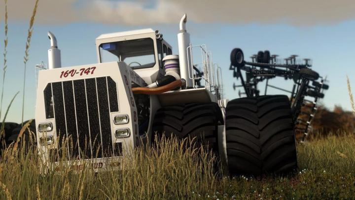 Big Bud 16V-747 Tractor V1.0