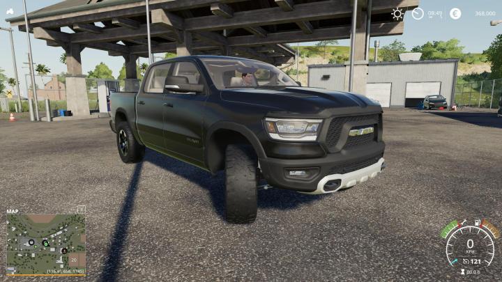 Dodge Hellcat Truck V1.0