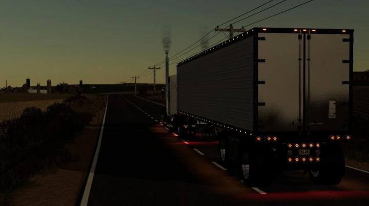 Vanguard Reefer Trailer V1.0