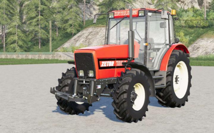 Zetor U III Tractor