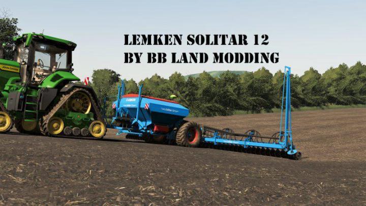 Lemken Solitair 12 V1.0