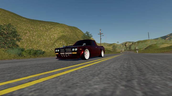 Datsun Sunny Hakotora V1.0