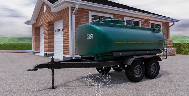 Liquid Trailer Tank V1.0