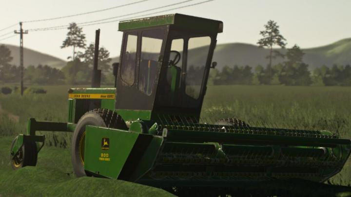 John Deere Windrower V1.0