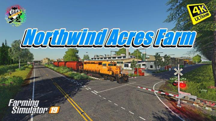 Northwind Acres Map V4.0.0.1