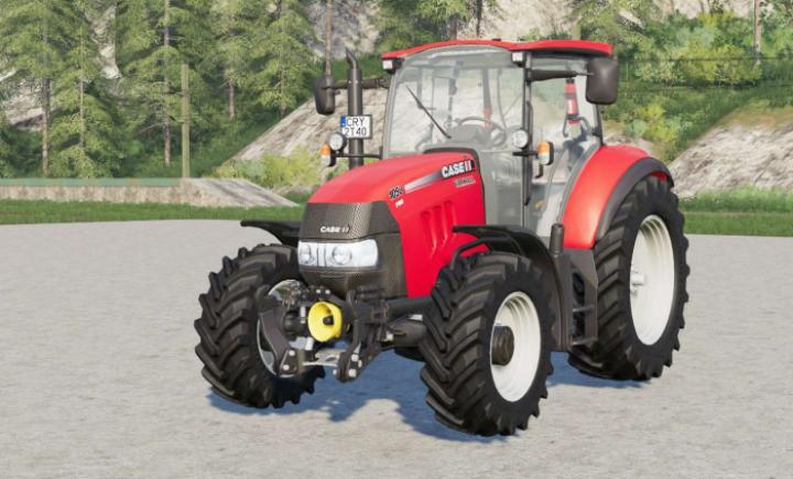 Case Ih Farmall 105U Pro Tractor