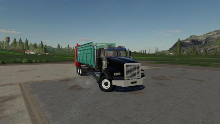Sx 210 Itr Truck V1.0.0.5