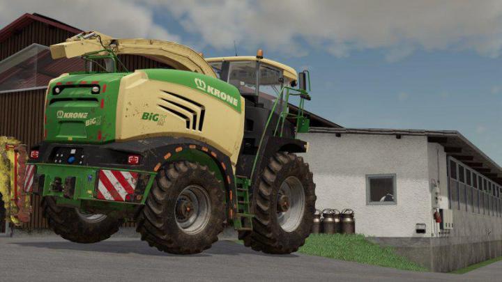 Krone Big X 580 V1.0