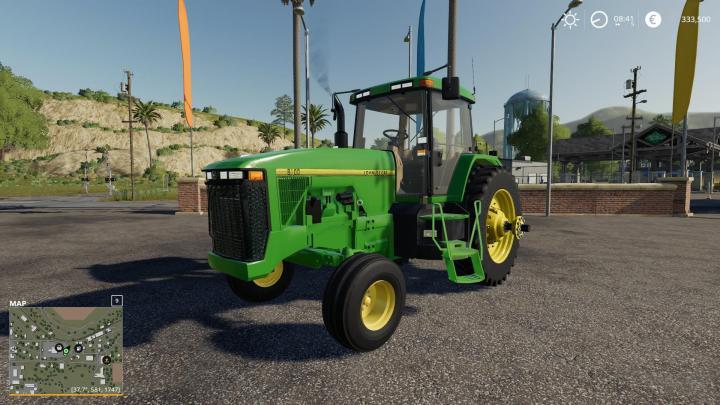 John Deere 8000 8010 Series V1.0