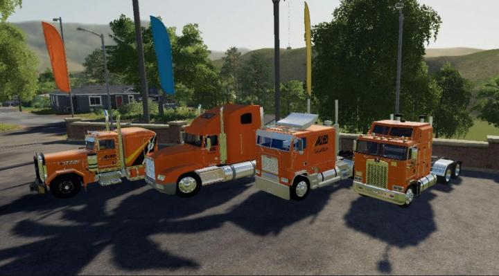 Allied Van Lines Pack V1.0
