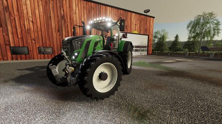 Fendt 800S Tractor V1.5