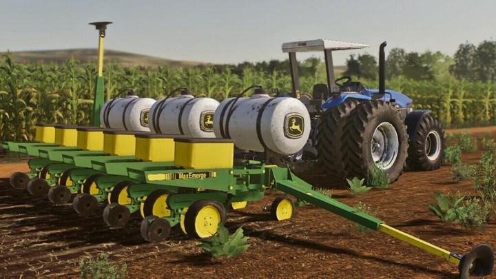 John Deere 7000 Planter V1.2