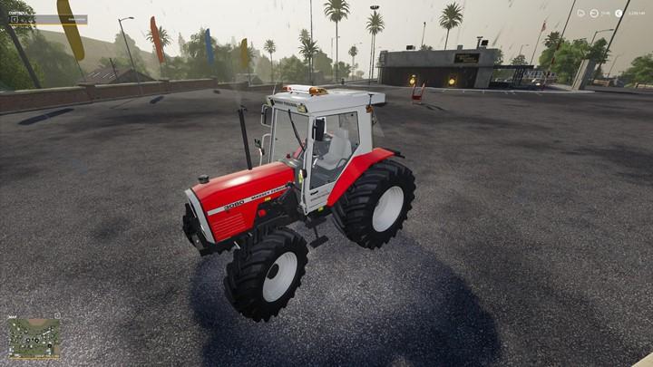 Massey Ferguson 3000S Tractor V1.0.2.0