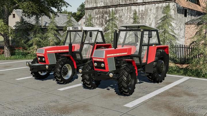 Zetor 12045 - 16145 Pack V2.1