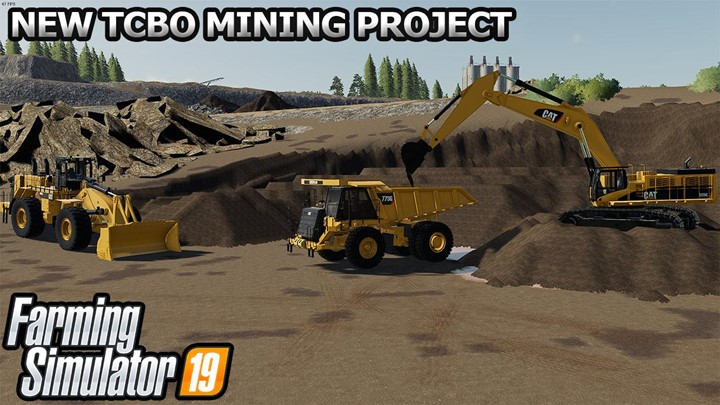 TCBO Mining Project Pack V0.1