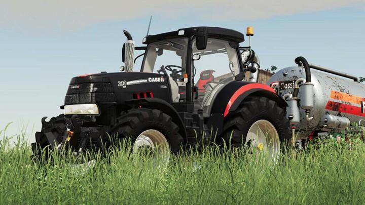 Case IH Puma CVX Tier 3 Tractor V1.1