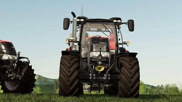 Case IH Puma CVX 165 Tractor V1.2.1